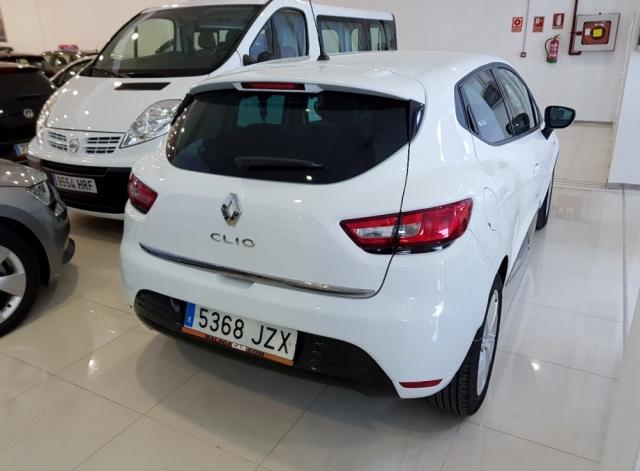 Renault Clio  Limited Energy Tce 66kw 90cv 5p. de ocasión en Málaga - Foto 4