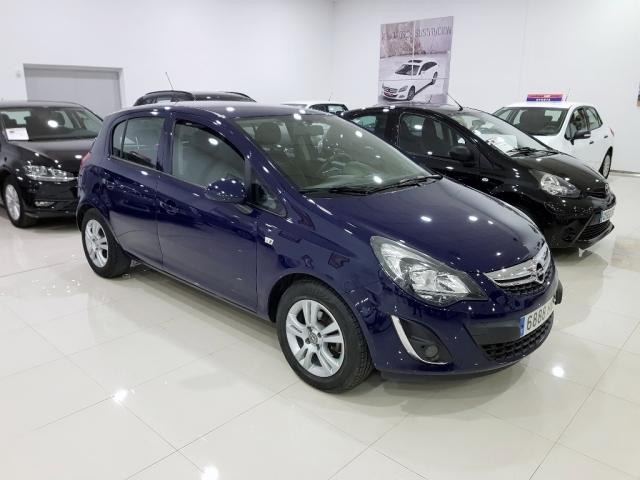 Opel Corsa  1.2 Selective 5p. de ocasión en Málaga - Foto 1