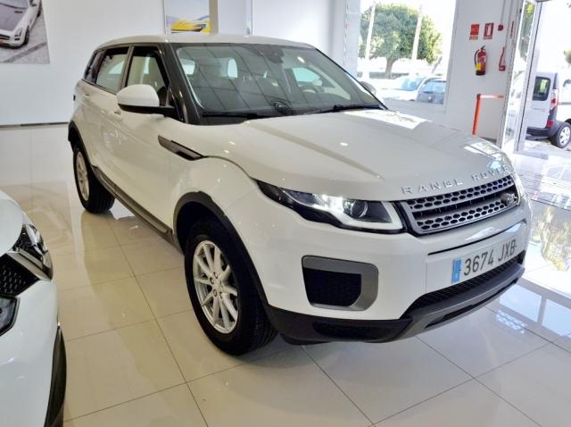 Land-rover Range Rover Evoque  2.0l Ed4 Diesel 150cv 4x2 Pure 5p. de ocasión en Málaga - Foto 2