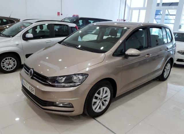 Volkswagen Touran  Edition 1.6 Tdi 85kw 115cv Dsg 5p. de ocasión en Málaga - Foto 1