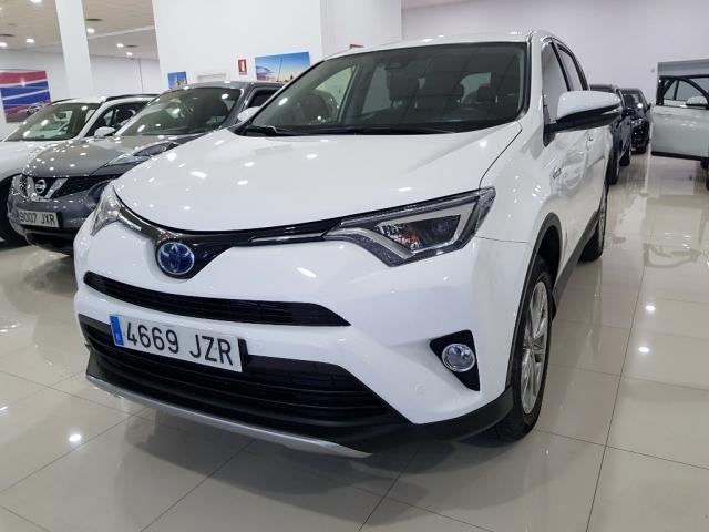 Toyota Rav4 Rav 4 - Hibrido de ocasión en Málaga - Foto 1