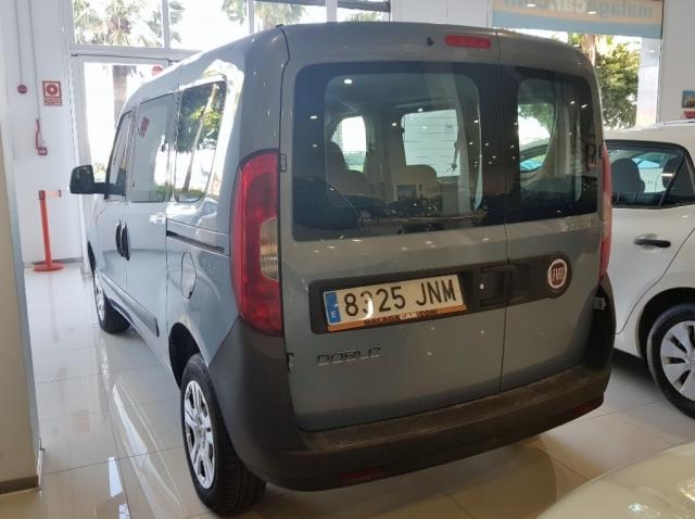 Fiat Doblo  Panorama Active N1 1.3 Multijet 90cv 5p. de ocasión en Málaga - Foto 3