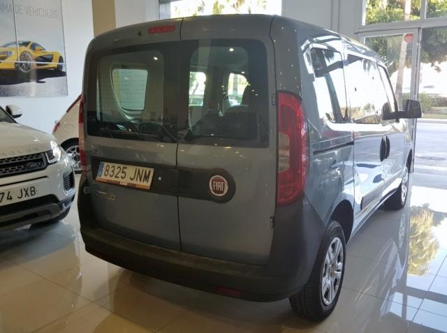 Fiat Doblo  Panorama Active N1 1.3 Multijet 90cv 5p. de ocasión en Málaga - Foto 4