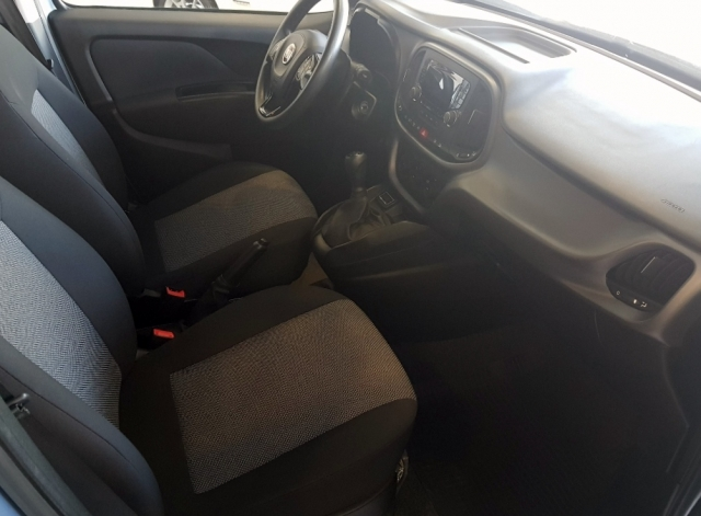 Fiat Doblo  Panorama Active N1 1.3 Multijet 90cv 5p. de ocasión en Málaga - Foto 6