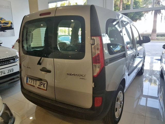 Renault Kangoo Combi  Profesional M1af En. Dci 55kw 75cv E6 4p. de ocasión en Málaga - Foto 4
