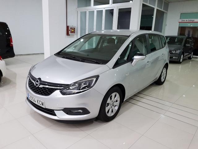 Opel Zafira 1.4 T Ss 103kw 140cv Selective 5p. de ocasión en Málaga - Foto 1