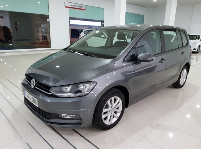 Volkswagen Touran  Edition 1.6 Tdi 85kw 115cv 5p. de ocasión en Málaga - Foto 1