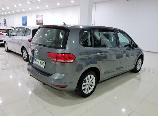 Volkswagen Touran  Edition 1.6 Tdi 85kw 115cv 5p. de ocasión en Málaga - Foto 3