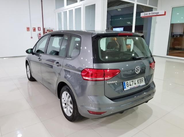 Volkswagen Touran  Edition 1.6 Tdi 85kw 115cv 5p. de ocasión en Málaga - Foto 4
