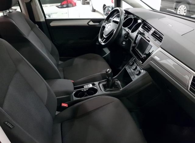 Volkswagen Touran  Edition 1.6 Tdi 85kw 115cv 5p. de ocasión en Málaga - Foto 7