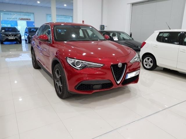 Alfa Romeo Stelvio  2.2 Diesel 180 Cv de ocasión en Málaga - Foto 1