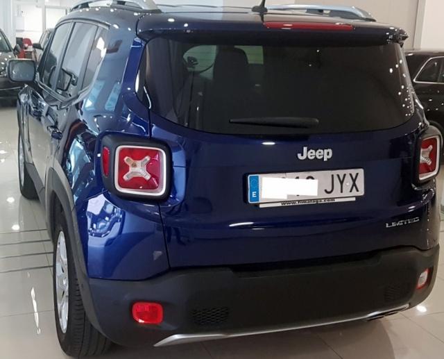 Jeep Renegade 1.6 Mjet Limited 4x2 E6 5p. de ocasión en Málaga - Foto 3