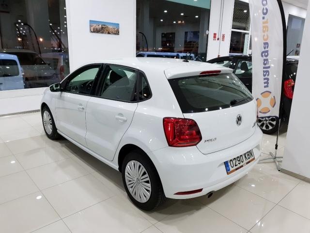 Volkswagen Polo  Advance 1.2 Tsi 66kw 90cv Bmt 5p. de ocasión en Málaga - Foto 2