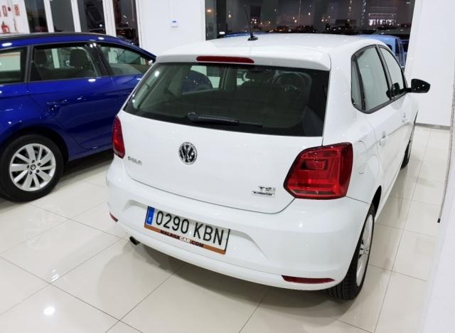 Volkswagen Polo  Advance 1.2 Tsi 66kw 90cv Bmt 5p. de ocasión en Málaga - Foto 3