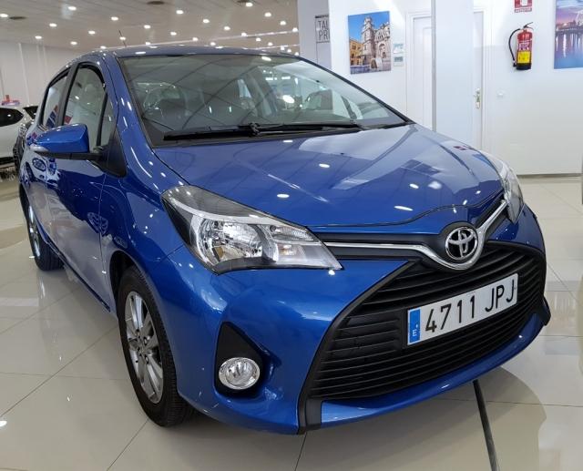 Toyota Yaris  70 City 5p. de ocasión en Málaga - Foto 1