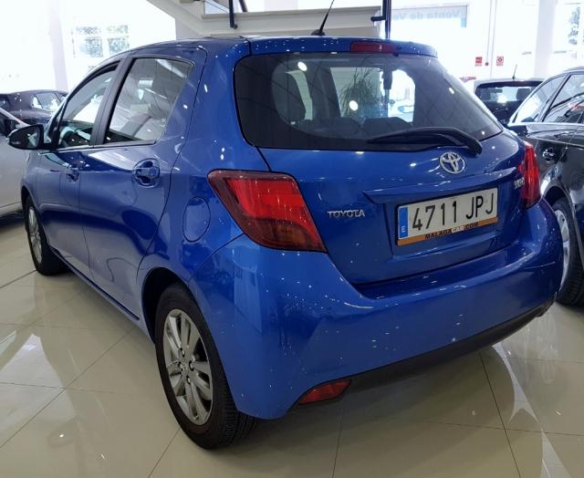 Toyota Yaris  70 City 5p. de ocasión en Málaga - Foto 2