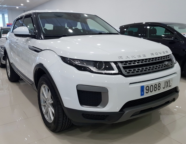 land rover range rover evoque 2017 2 2l td4 150cv 4x4 pure auto 5p. Black Bedroom Furniture Sets. Home Design Ideas