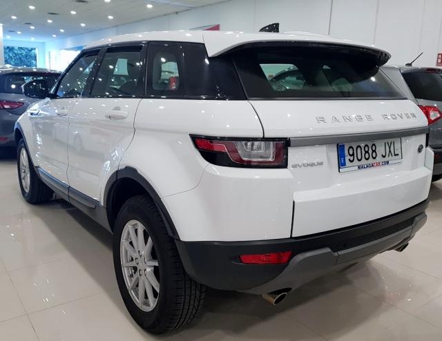Land-rover Range Rover Evoque  2.2l Td4 150cv 4x4 Pure Auto. 5p. de ocasión en Málaga - Foto 3