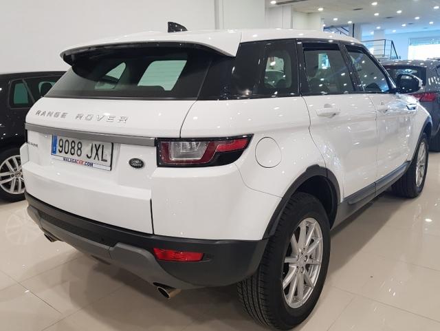 Land-rover Range Rover Evoque  2.2l Td4 150cv 4x4 Pure Auto. 5p. de ocasión en Málaga - Foto 4