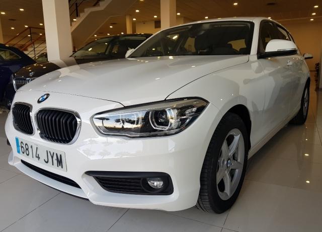 BMW SERIE 1  116d 5p. de segunda Mano en Málaga