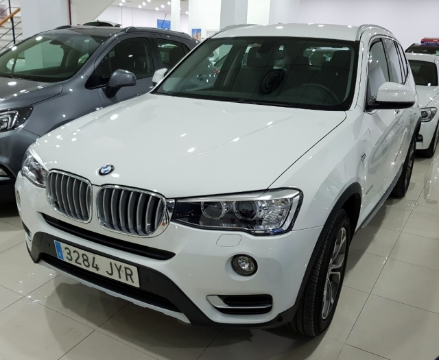 BMW X3  sDrive18d 5p. for sale in Malaga - Image 2