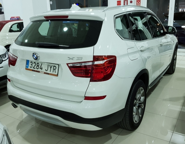 BMW X3  sDrive18d 5p. for sale in Malaga - Image 3