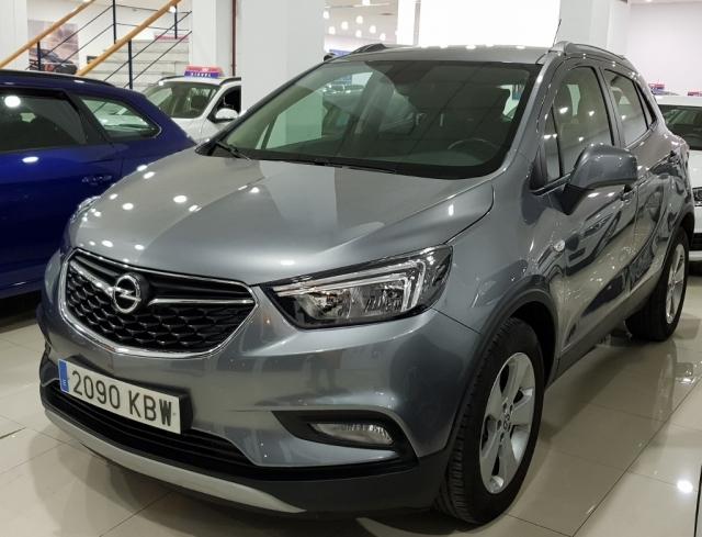 Opel Mokka  1.4 T 4x2 Ss Selective 5p. de ocasión en Málaga - Foto 1