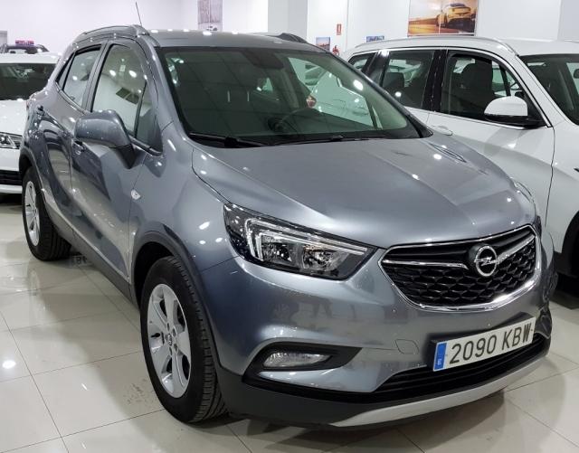 Opel Mokka  1.4 T 4x2 Ss Selective 5p. de ocasión en Málaga - Foto 2