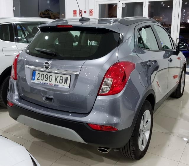 Opel Mokka  1.4 T 4x2 Ss Selective 5p. de ocasión en Málaga - Foto 3