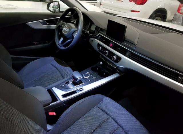 AUDI A4  2.0 TDI 150CV Advanced edition 4p. for sale in Malaga - Image 5