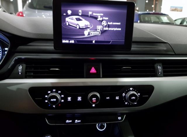 AUDI A4  2.0 TDI 150CV Advanced edition 4p. for sale in Malaga - Image 8