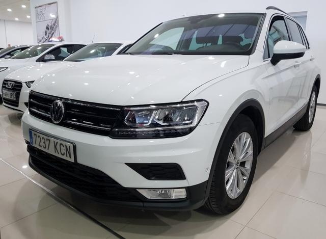 Volkswagen Tiguan  Advance 2.0 Tdi 110kw 150cv Dsg 5p. de ocasión en Málaga - Foto 1