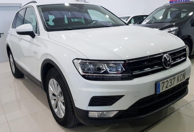 Volkswagen Tiguan  Advance 2.0 Tdi 110kw 150cv Dsg 5p. de ocasión en Málaga - Foto 2