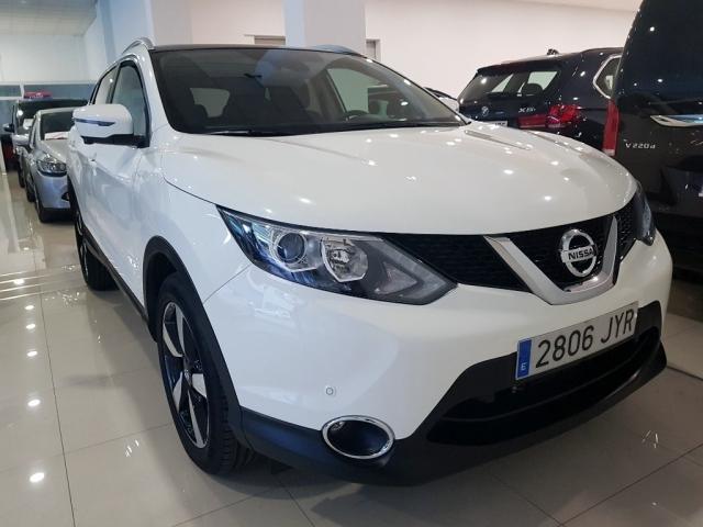 Nissan Qashqai  1.2i Digt Nconnecta 4x2 5p. de ocasión en Málaga - Foto 2