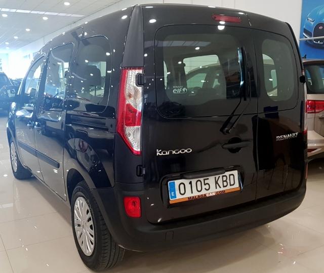 Renault Kangoo Combi  Emotion N1 Energy Dci 90 Euro 6 5p. de ocasión en Málaga - Foto 3