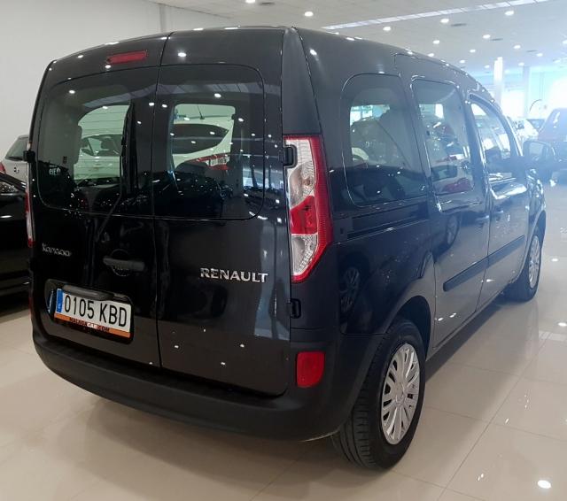 Renault Kangoo Combi  Emotion N1 Energy Dci 90 Euro 6 5p. de ocasión en Málaga - Foto 4