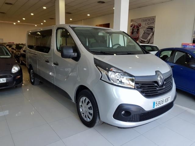 Renault Trafic  9 Pax Editiion de ocasión en Málaga - Foto 1
