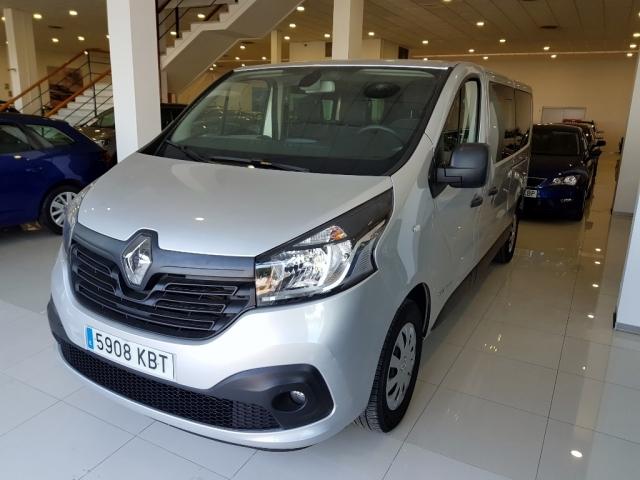 Renault Trafic  9 Pax Editiion de ocasión en Málaga - Foto 2