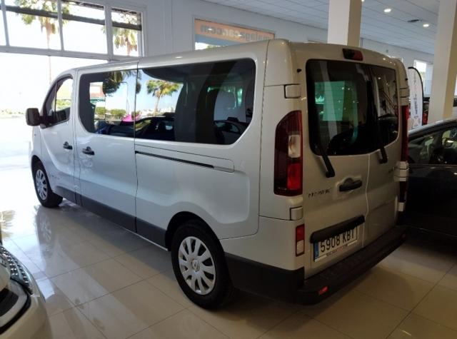 Renault Trafic  9 Pax Editiion de ocasión en Málaga - Foto 3