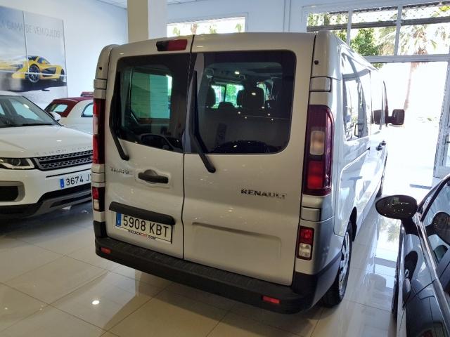 Renault Trafic  9 Pax Editiion de ocasión en Málaga - Foto 4