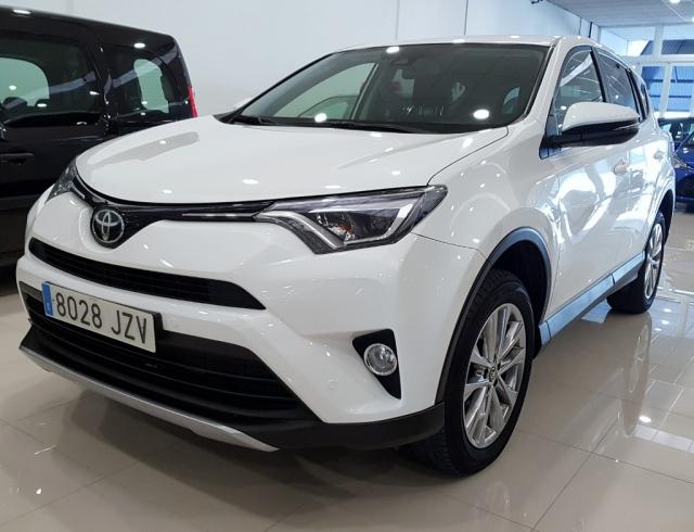 Toyota Rav4 Rav 4 Advance de ocasión en Málaga - Foto 1