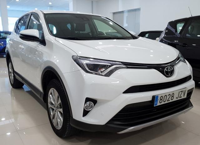 Toyota Rav4 Rav 4 Advance de ocasión en Málaga - Foto 2