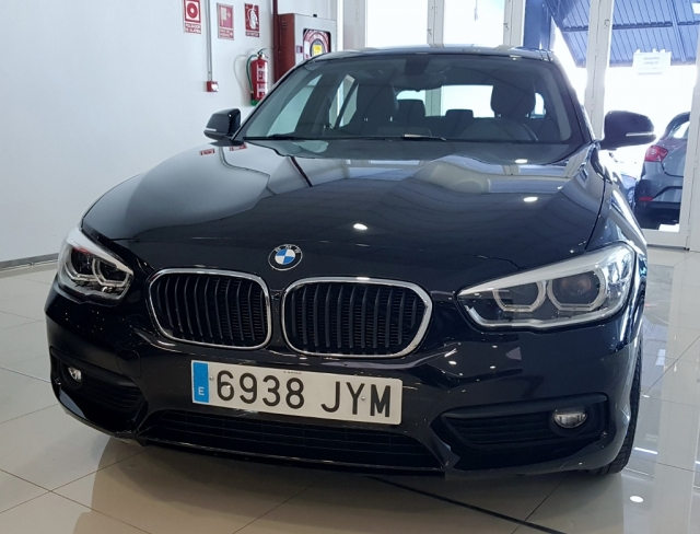 BMW SERIE  1 116d Business 5p. de segunda Mano en Málaga