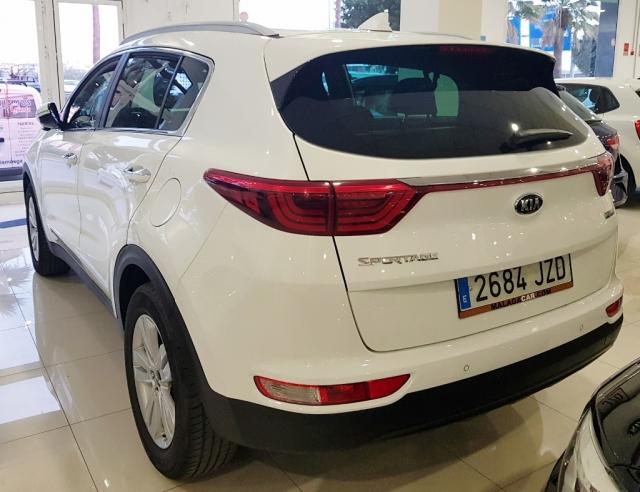 Kia Sportage  1.7 Crdi Vgt Drive 4x2 5p. de ocasión en Málaga - Foto 3