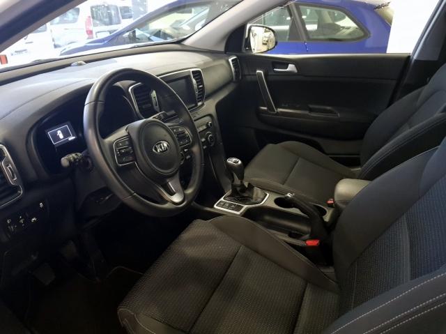 Kia Sportage  1.7 Crdi Vgt Drive 4x2 5p. de ocasión en Málaga - Foto 7