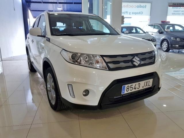 Suzuki Vitara 1.6 Ddis Gle 4wd 5p. de ocasión en Málaga - Foto 1