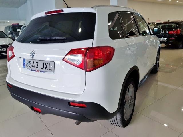 Suzuki Vitara 1.6 Ddis Gle 4wd 5p. de ocasión en Málaga - Foto 4