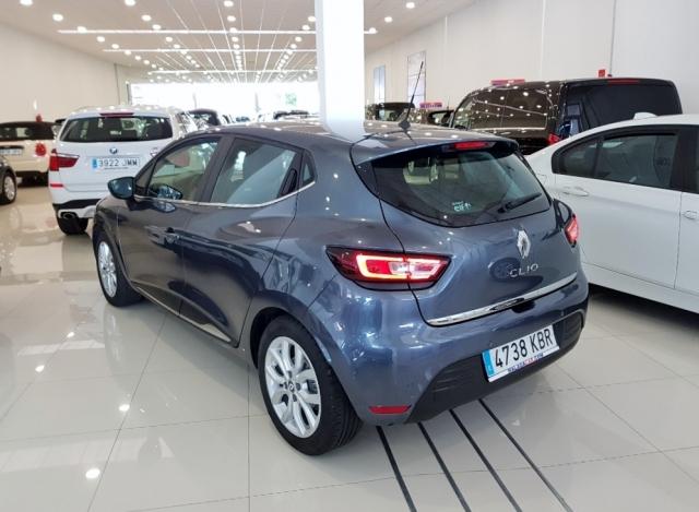 Renault Clio  Zen Energy Tce 87kw 120cv Edc 5p. de ocasión en Málaga - Foto 3