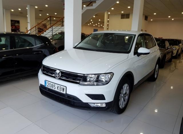 Volkswagen Tiguan  Edition 2.0 Tdi 85kw 115cv 5p. de ocasión en Málaga - Foto 1