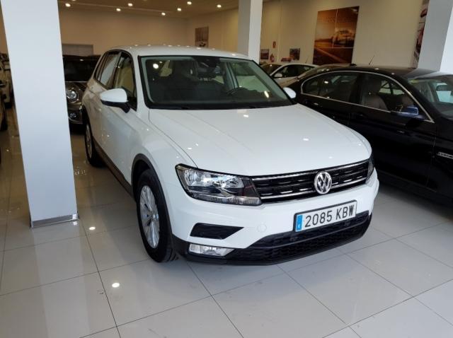 Volkswagen Tiguan  Edition 2.0 Tdi 85kw 115cv 5p. de ocasión en Málaga - Foto 2